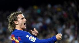 Griezmann confident of Barcelona improvement. AFP