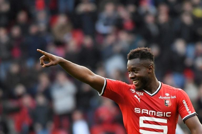 Rennes écarte Toulouse et prend la 6e place