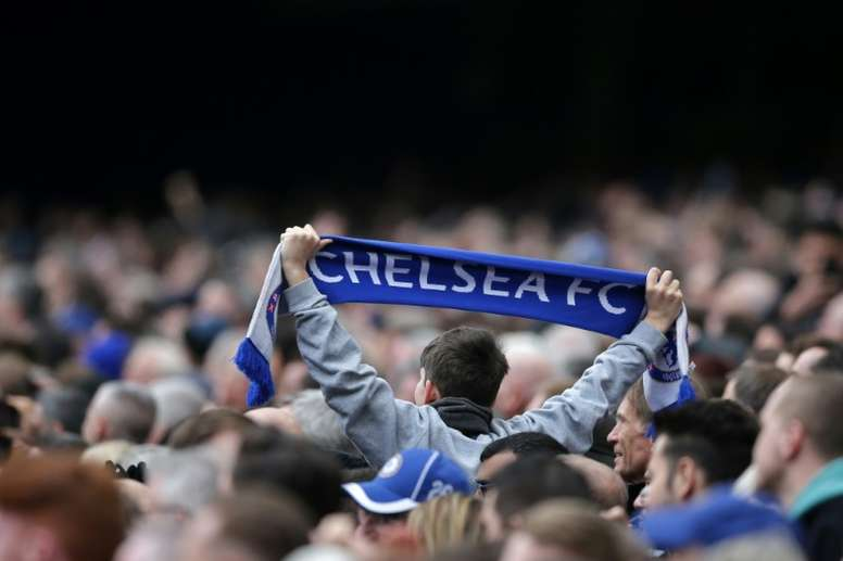 Todd Boehly insiste pour acheter Chelsea. AFP