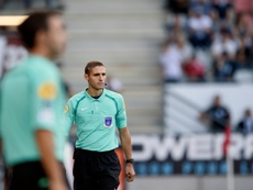 Match interrompu à cause de chants homophobes. AFP
