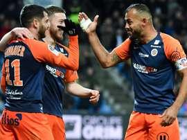 Le coronavirus perturbe la préparation de la Ligue 1. afp