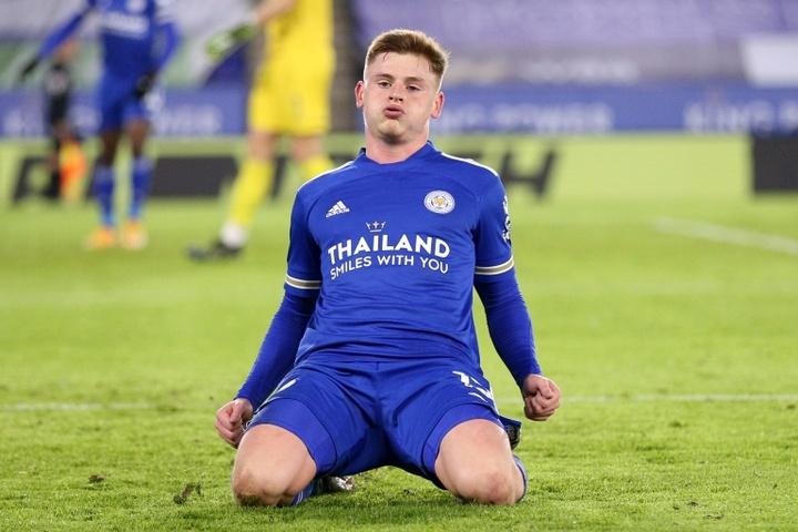 Mazazo para el Leicester y borrón de Southgate: Barnes, al quirófano. AFP