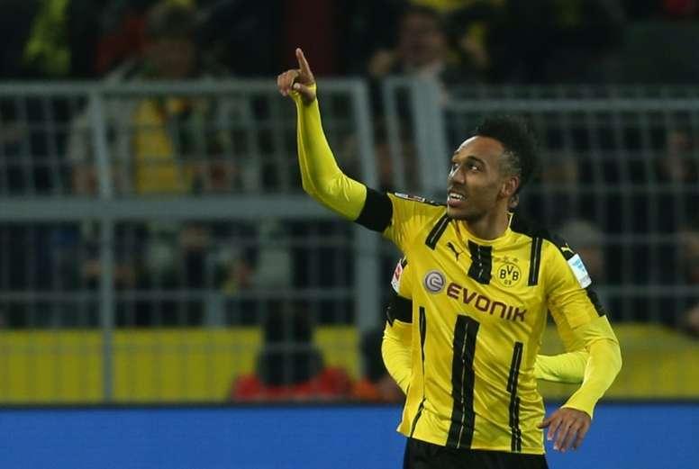 El Borrusia de Dortmund ya conoce a su rival de octavos de final de la Champions League. AFP