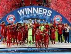 Nouveau record européen pour le Bayern avec 23 victoires consécutives. AFP