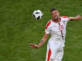 La Lazio fixe un prix pour Milinkovic-Savic. AFP