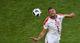 Milinkovic Savic aussi à Milan ? AFP