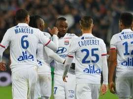 Les compos probables du match de Coupe de France entre Nantes et Lyon. AFP
