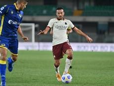 La Roma accrochée d'entrée, la Fiorentina bien lancée. afp