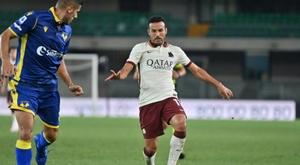 Le formazioni ufficiali di Young Boys-Roma. AFP