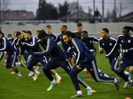 Lyon-Juventus, entre rêve et menace. AFP