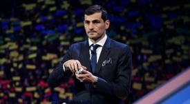 Así es la propuesta de Iker Casillas para reanudar las competiciones. AFP