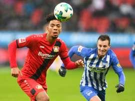 Henrichs pourrait jouer contre Marseille. AFP