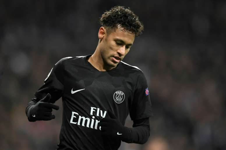 Neymar is not Madrid's most likely signing. AFP
