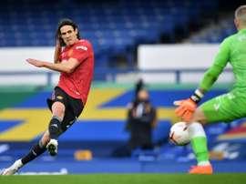 Le formazioni ufficiali di Manchester United-Instanbul Basaksehir. AFP