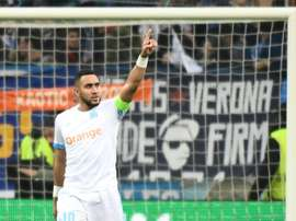 Payet is in his second spell with Marseille. AFP