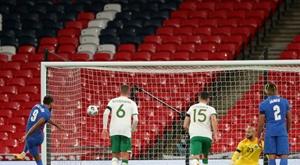 L'Angleterre surclasse l'Irlande 3-0. afp