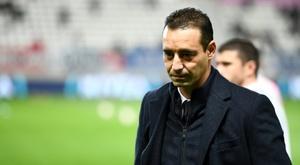El PSG superó 1-2 al Arsenal en cuartos. AFP