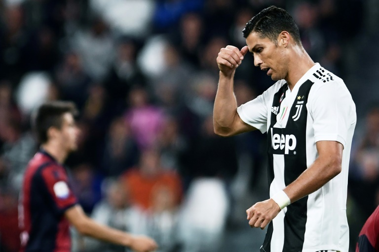 American Woman Files Complaint Against Cristiano Ronaldo — RAPE ALLEGATIONS