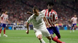 Madrid and Atletico want to put an end to the thefts. EFE/Juanjo Martín