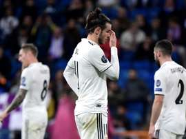 Real Madrid's a popular place, nobody wants to leave. AFP