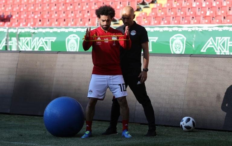 Mo Salah ne sera pas titulaire face à l'Uruguay !
