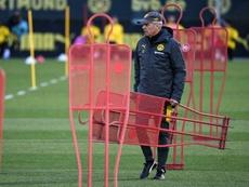 Dortmund n'a plus d'âme, la faute à Lucien Favre? AFP