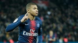 El Barça optó por Dembélé. AFP