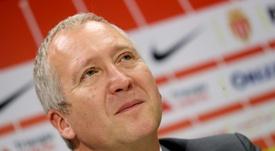 Vadim Vasilyev thinks Mbappe will leave PSG. AFP