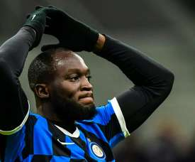 Romelu Lukaku revelou que o coronavírus teria impactado quase todos os jogadores. AFP