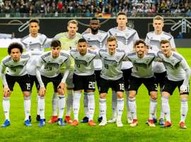 L'Allemagne et l'Argentine se retrouveront en octobre prochain. AFP