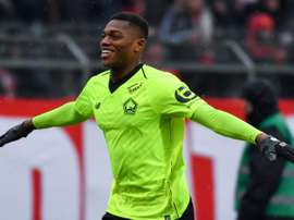 Rafael Leão já terá acordo com o Milan. AFP