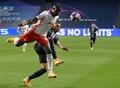 Nordi Mukiele suena para jugar en la Premier. AFP