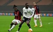 La lista dei convocati del Milan per il Lille. AFP