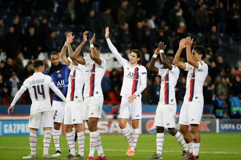 Tout savoir sur le match Brest-PSG. AFP