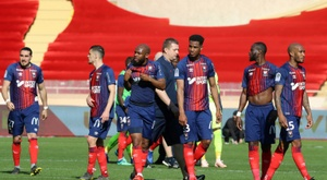 Les compos probables du match de Ligue 1 entre Caen et Bordeaux. AFP