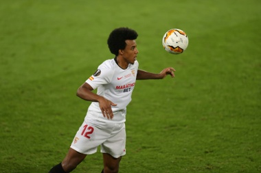 Accord entre Jules Koundé et Manchester City. afp