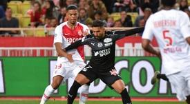 L'Amiénois Ghoddos suspendu quatre mois par la FIFA. AFP