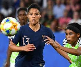 Valérie Gauvin, le 17/06/19. AFP