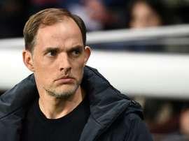 entraîneur du PSG Thomas Tuchel. AFP