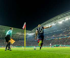 Arjen Robben, un futbolista al que amaste u odiaste. AFP/Archivo