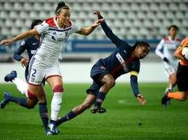 Le PSG et Lyon se neutralisent. AFP