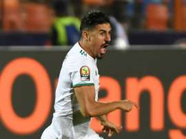 Baghdad Bounedjah is a scoring sensation, AFP
