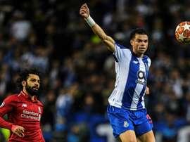Avant le Real, Pepe était proche de signer au Deportivo La Corogne! AFP