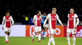 La Liga Holandesa terminó sin campeón. AFP