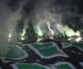 Saint-Étienne veut ses supporters. AFP