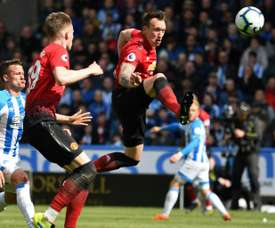 Newcastle pour sauver Phil Jones. AFP