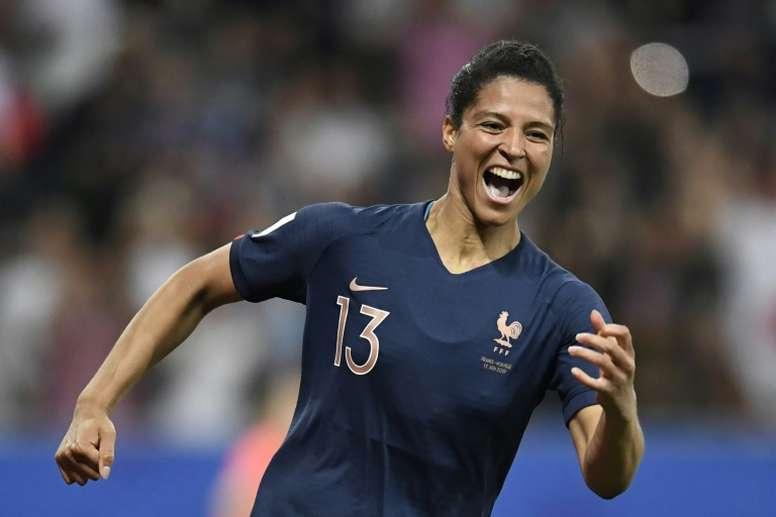 La France file en huitièmes. AFP