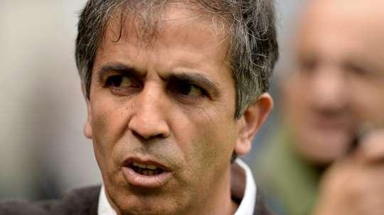 Le Français Benstiti, nouvel entraîneur du Reing FC de Rapinoe. afp