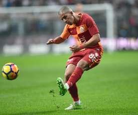 Feghouli pourrait revenir en Liga. AFP