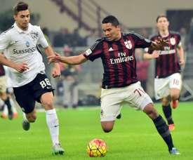 El Chievo sigue la pista del jugador del Nápoles Alberto Grassi. AFP